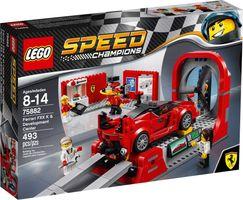 LEGO® Speed Champions Ferrari FXX K & Development Center