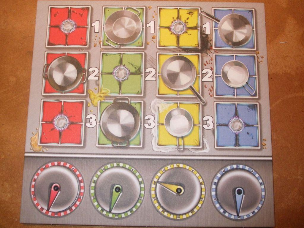 Pressure Cooker components