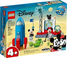 LEGO® Disney Mickey Mouse & Minnie Mouse's Space Rocket