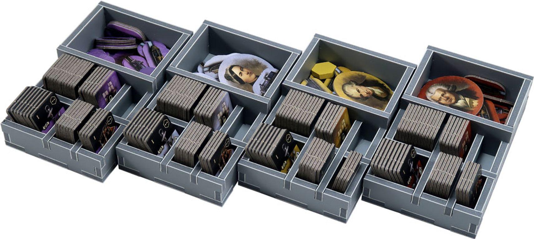 Brass Insert composants