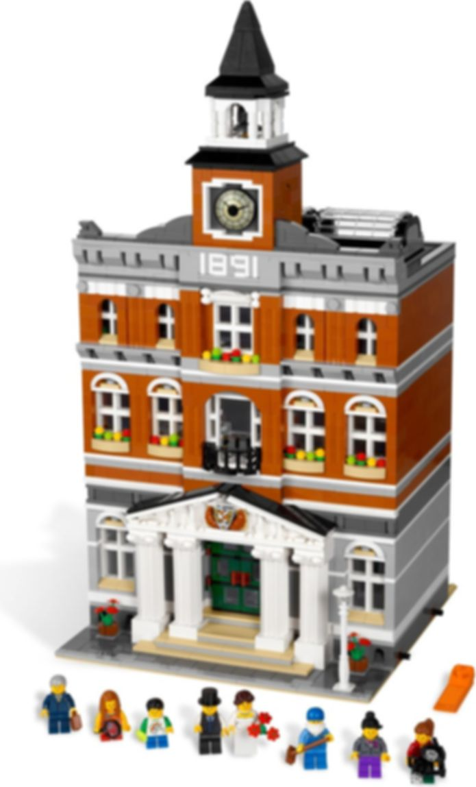 Town Hall components