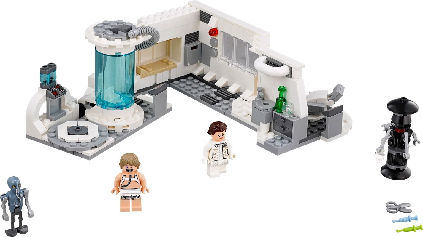 Hoth Medical Chamber components