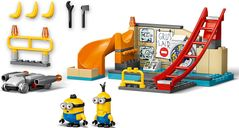 LEGO® Minions Minions in Gru's Lab components