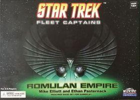 Star Trek: Fleet Captains - Romulan Empire