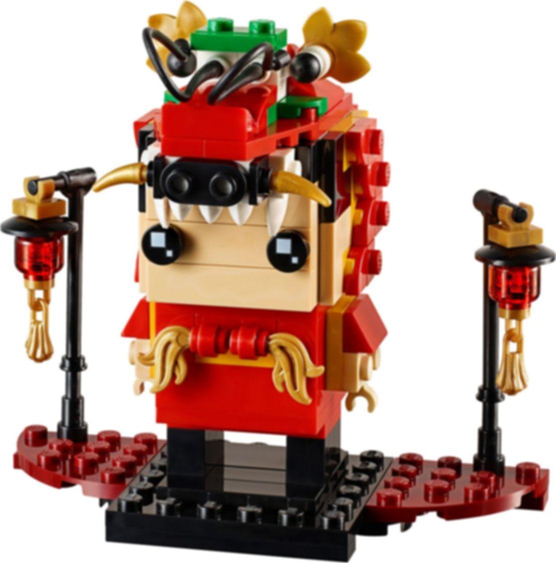 Dragon Dance Guy components