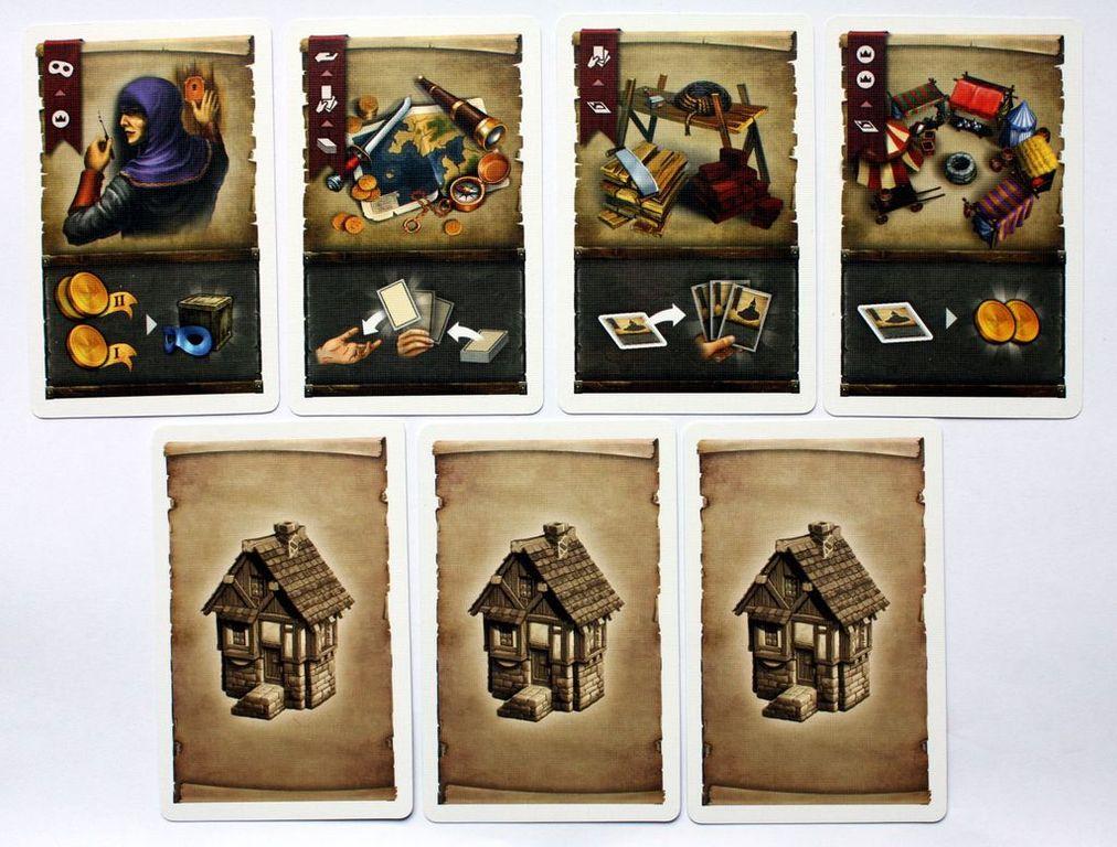 Artificium cards