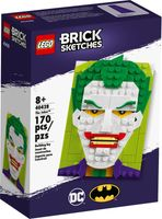 LEGO® Brick Sketches™ The Joker™