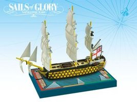 Sails of Glory Special Ship Pack: HMS Victory