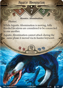 Arkham Horror: The Card Game – Into the Maelstrom: Mythos Pack Aquatic Abomination card