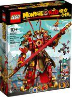 LEGO® Monkie Kid Monkey King Warrior Mech