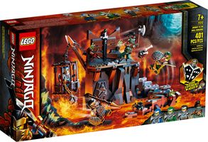 LEGO® Ninjago Journey to the Skull Dungeons