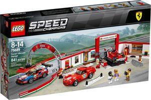 LEGO® Speed Champions Ferrari Ultimate Garage