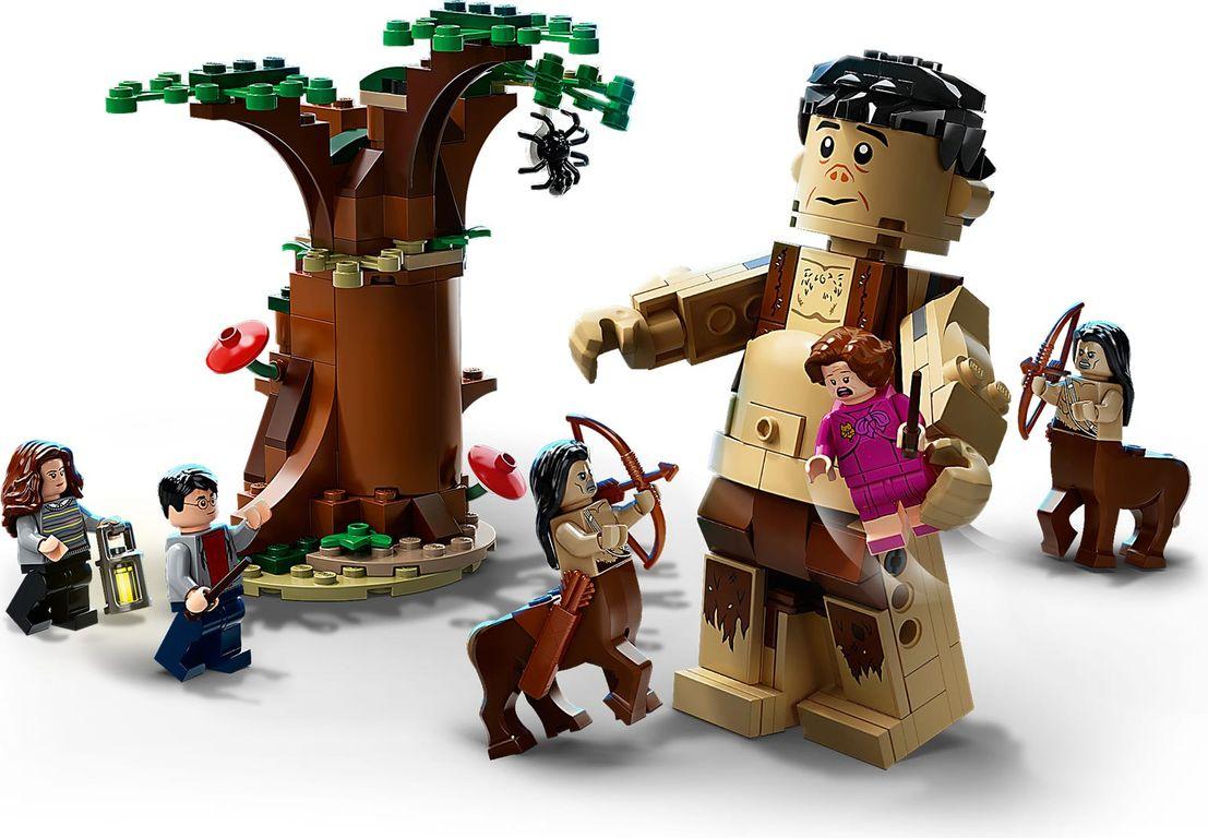 Forbidden Forest: Umbridge's Encounter gameplay