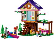 LEGO® Friends Forest House components