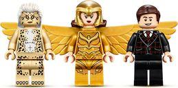 Wonder Woman™ vs Cheetah minifigures