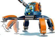 LEGO® City Arctic Ice Crawler components