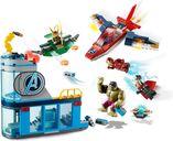 LEGO® Marvel Avengers Wrath of Loki gameplay