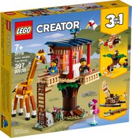 LEGO® Creator Safari Wildlife Tree House