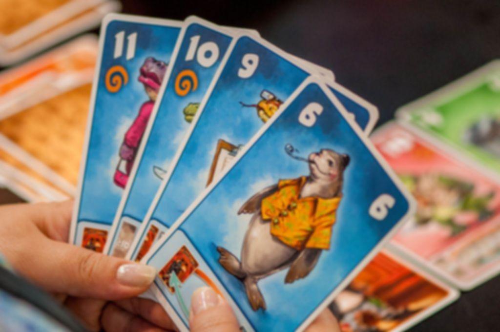 Beasty Bar cards