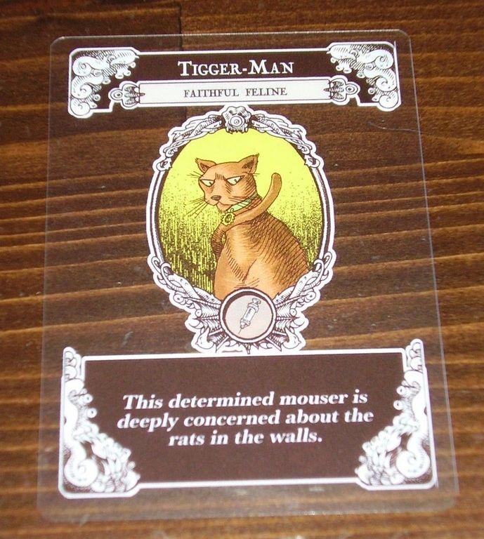Cthulhu Gloom cards