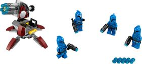 LEGO® Star Wars Senate Commando Troopers™ components