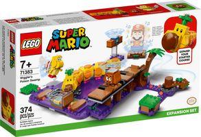 LEGO® Super Mario™ Wiggler's Poison Swamp Expansion Set