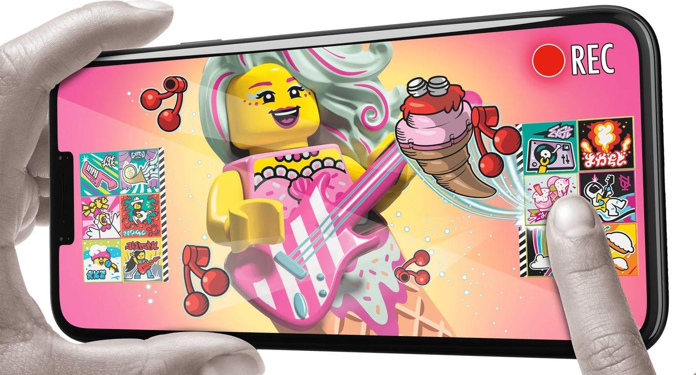 LEGO® VIDIYO™ Candy Mermaid BeatBox gameplay