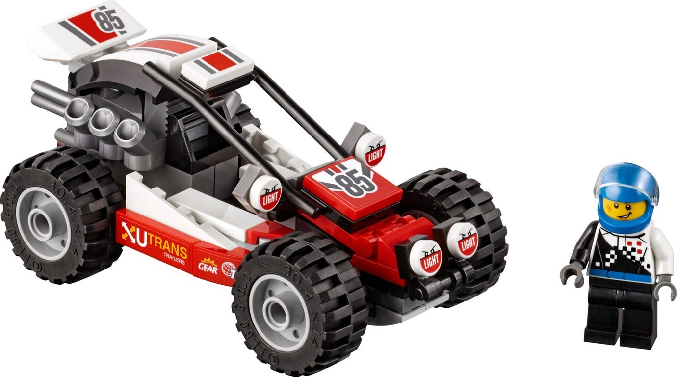 LEGO® City Buggy components