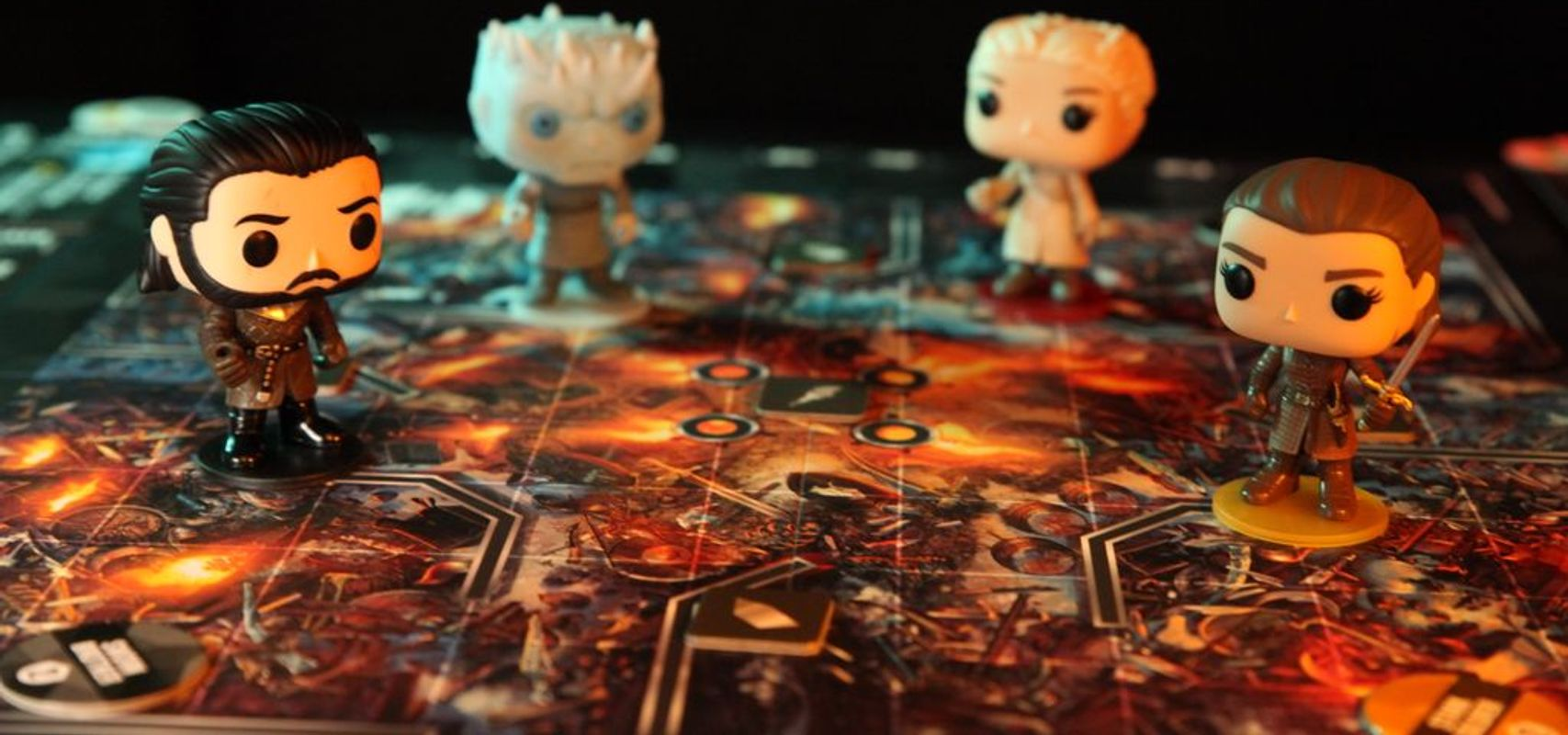 Funkoverse Strategy Game: Game of Thrones 100 miniatures