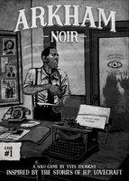 Arkham Noir: Case #1 - The Witch Cult Murders