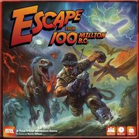 Escape from 100 Million B.C.