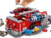 Phantom Fire Truck 3000 components