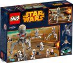 LEGO® Star Wars Utapau Troopers back of the box