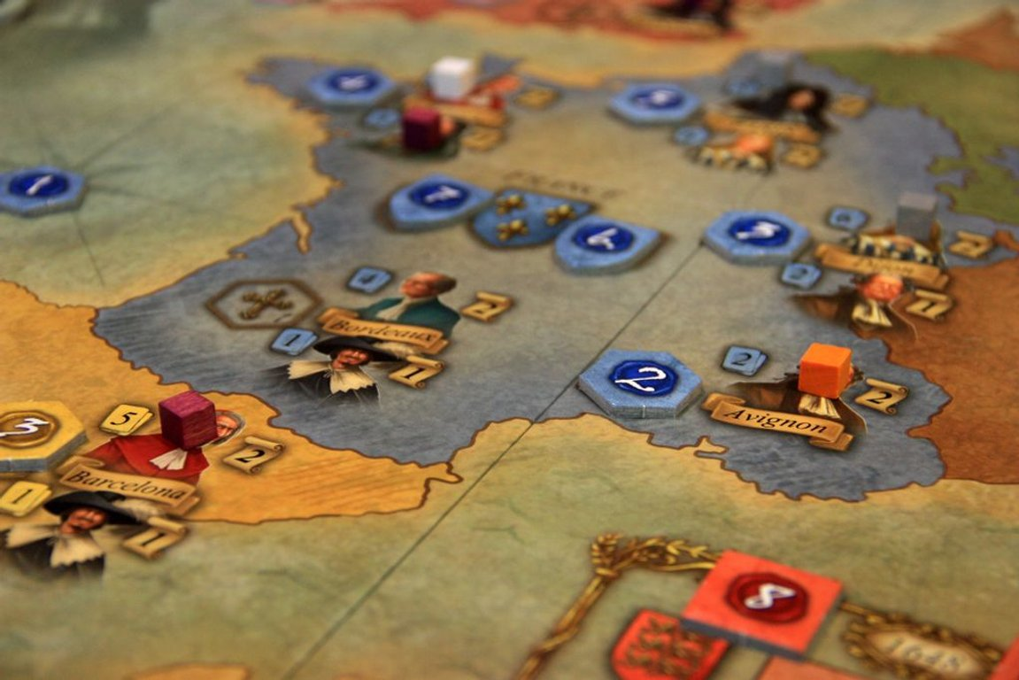 Royals gameplay