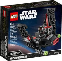 LEGO® Star Wars Kylo Rens Shuttle™ Microfighter
