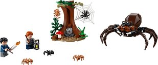 LEGO® Harry Potter™ Aragog's Lair components