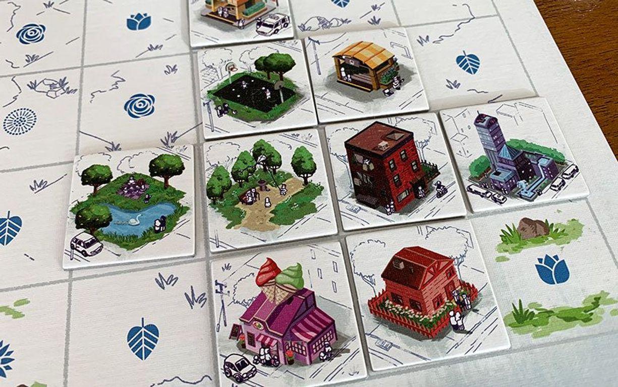 Bloom Town gameplay