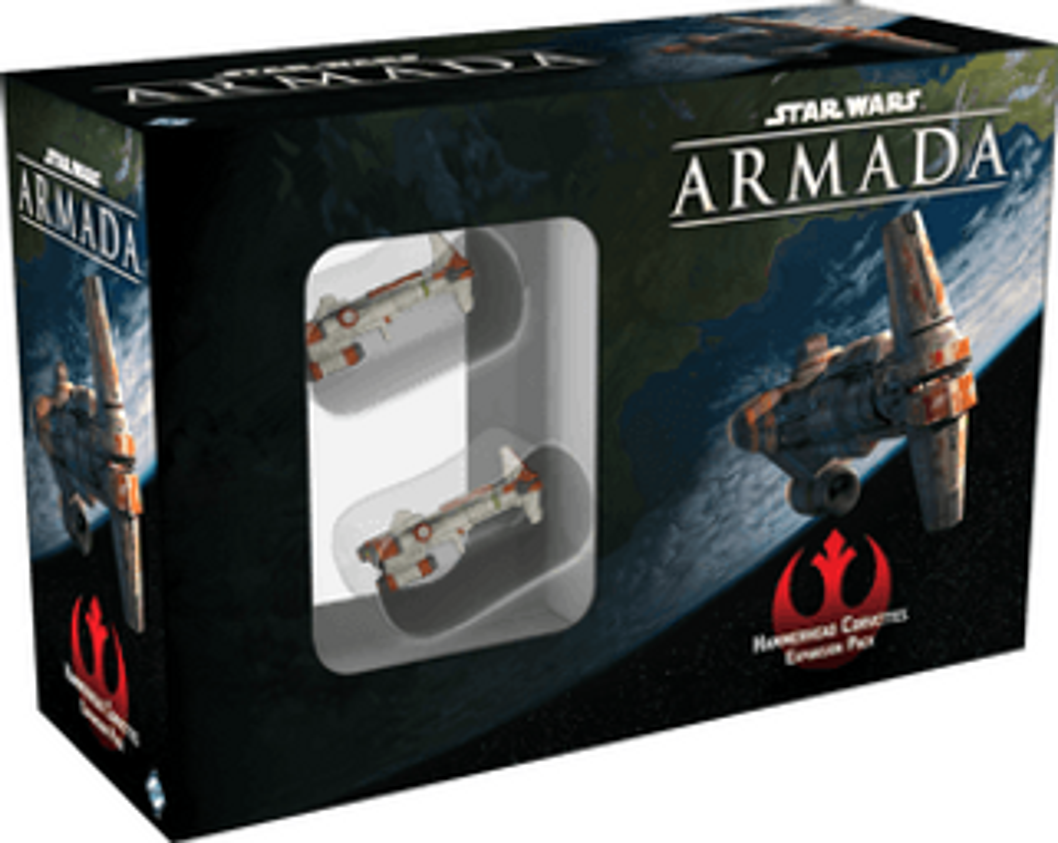 Star Wars: Armada - Hammerhead Corvettes Expansion Pack