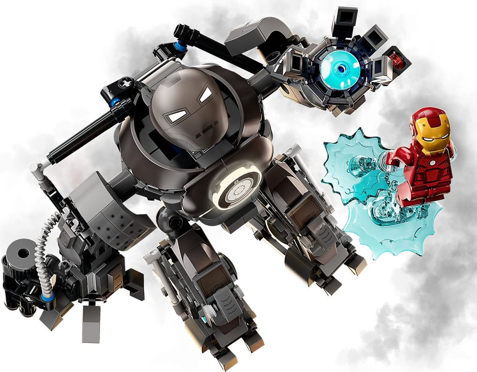 LEGO® Marvel Iron Man: Iron Monger Mayhem gameplay