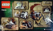 LEGO® The Hobbit Witch-king Battle back of the box