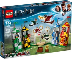 LEGO® Harry Potter™ Quidditch™ Match