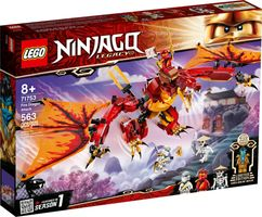 LEGO® Ninjago Fire Dragon Attack