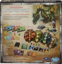 Dungeons & Dragons: Adventure Begins back of the box