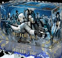Resident Evil Deck Building Game: Alliance