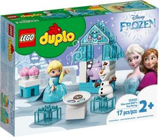 Elsa and Olaf's Tea Party