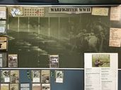Warfighter: The WWII Pacific Combat Card Game gameplay