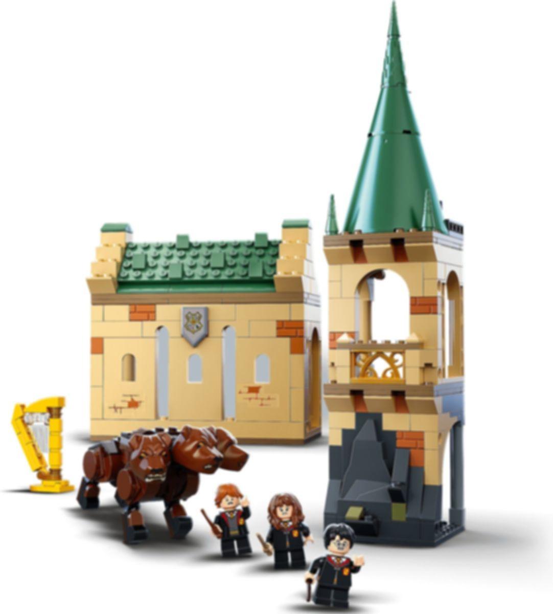 LEGO® Harry Potter™ Hogwarts™: Fluffy Encounter gameplay