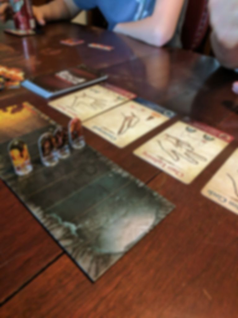 Dungeons & Dragons: Rock Paper Wizard components