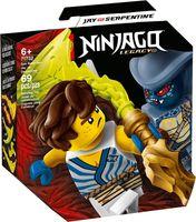 LEGO® Ninjago Epic Battle Set - Jay vs. Serpentine