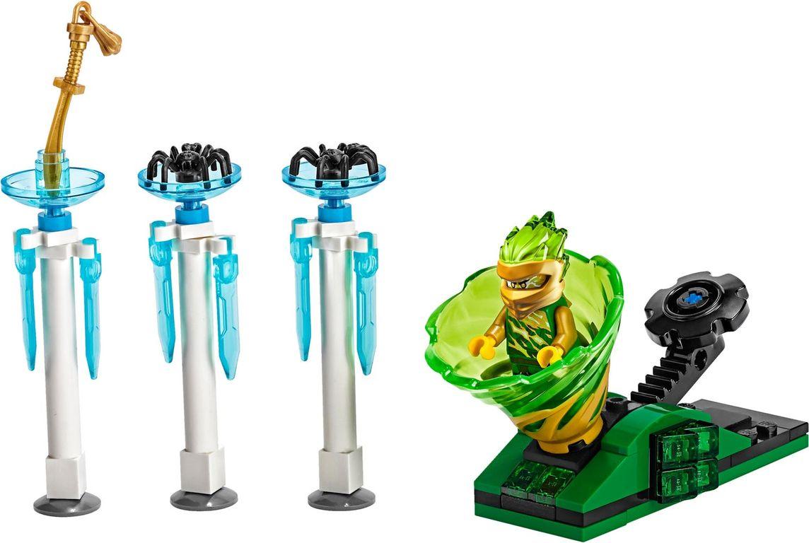 LEGO® Ninjago Spinjitzu Slam Lloyd components